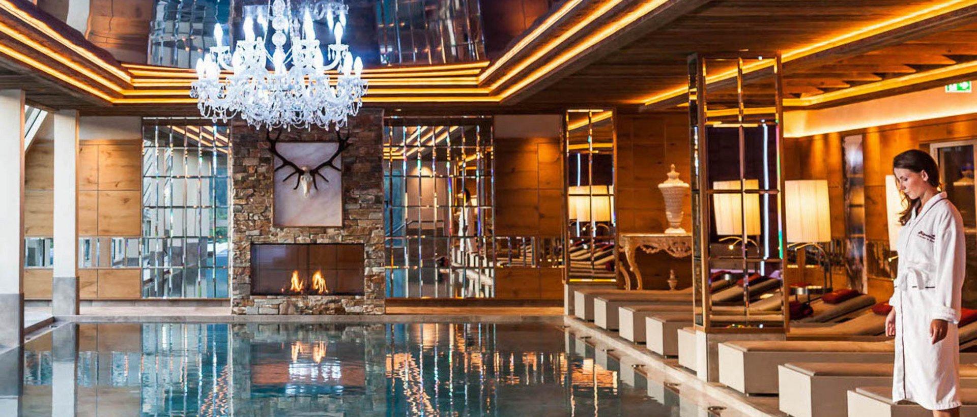 Indoor Pool Alpenrose
