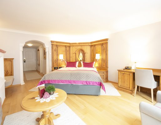Schlafzimmer Rofan Suite