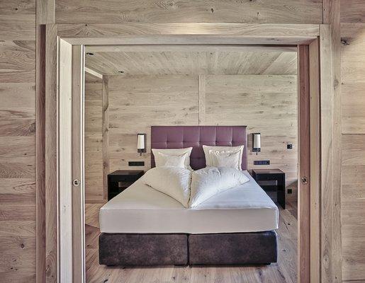Schlafzimmer Luxury Spa Suite