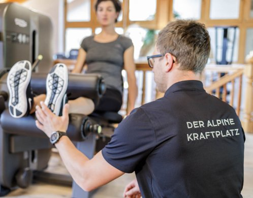 Trainings- & Fitnesschecks