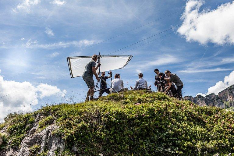 Die hohe Kunst des Filmemachens