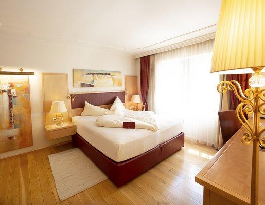 Hotelzimmer Alpenrose