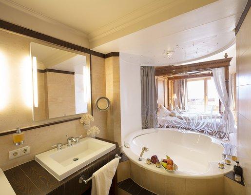 Badewanne Residenz Suite