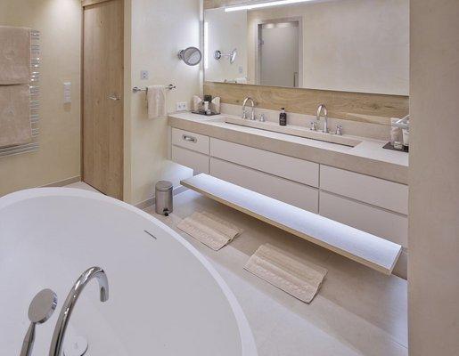 Badezimmer Cocoon Suite